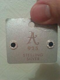Brand new earrings - Accessorize (925 Sterling Silver)
