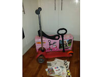 pink mini micro with O bar and seat, great condition in its original box. CAN DELIVER
