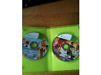 XBOX 360 Game GTA Grand Theft Auto 5 V Five (2 Discs)