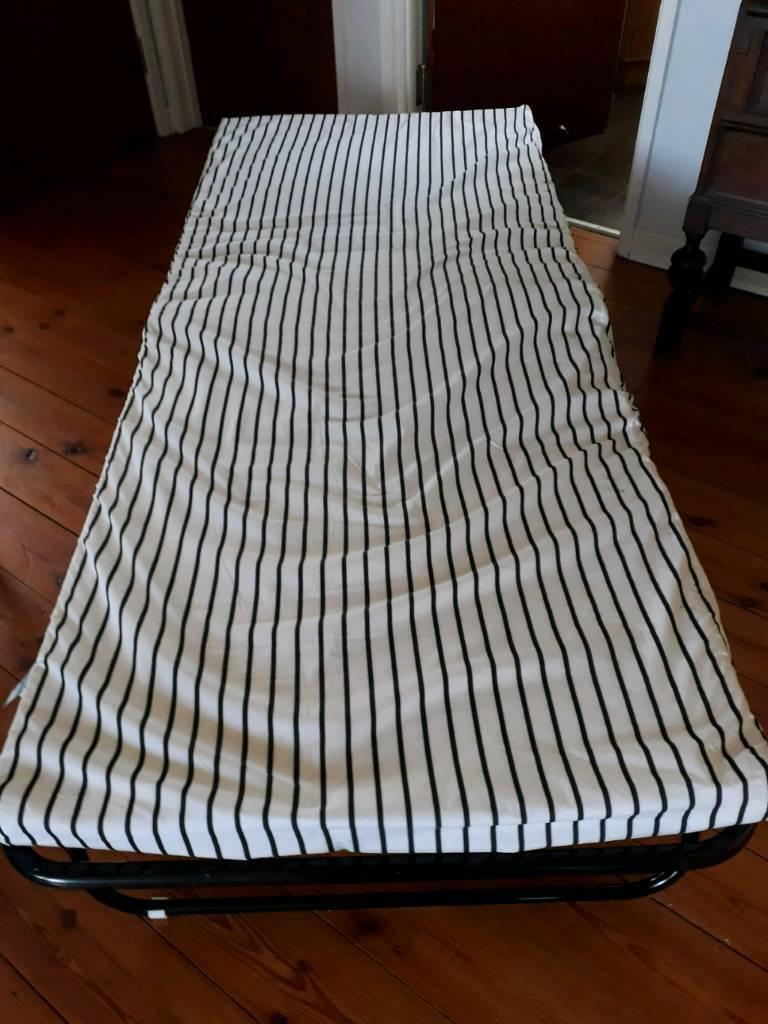 Single fold up bed   in Paignton, Devon   Gumtree