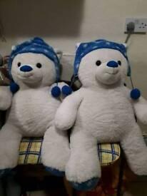 Gian teddy bear soft toy