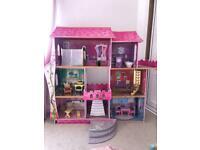 Free giant Dolls House