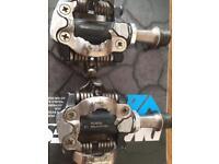 Shimano XT M780 SPD clipless pedals