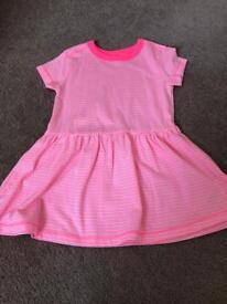 Dress & leggings 12-18 months