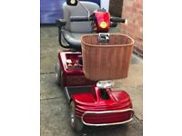 Sovereign Shoprider Deluxe Mobility Scooter
