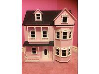 Large 3 story dolls house