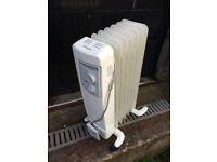 Electric OIL FILLED RADIATOR Heater