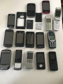 Joblot 2 phones spares/repair 2