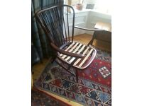 Classic vintage Ercol Arm Chair