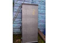 Burns (croc skin) hard electric guitar case
