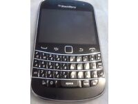 BlackBerry Bold 9900 - 8GB - AZERTY Black (Unlocked)