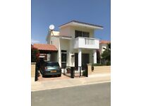 2 Bed House with private pool and all contents inc. Car. Larnaca, CYPRUS