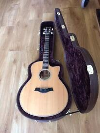 Taylor Acoustic Guitar-K16CE (Spruce/Koa)