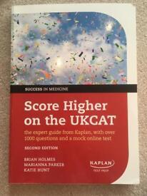 Kaplan Score Higher on the UKCAT