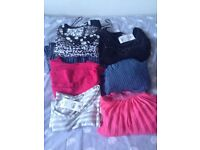 New Bundle of size 10 clothes tops