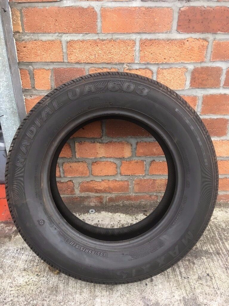 Tyre 195/65R 15 Maxxis