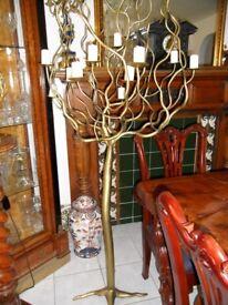Large Candle Tree