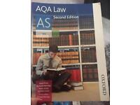 AQA AS Law Second Edition