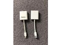 Mini Display port to VGA adapter