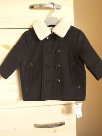 Mothercare original brand new boys 3-6 months coat/jacket