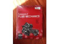 Fundamentals of Fluids Mechanics; Munson,Young, Okiishii, Huebsch; 6th Edition; Wiley