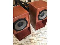 Jbl bass bins with horns