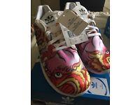 Adidas Rita Ora dragon trainers size 7.5