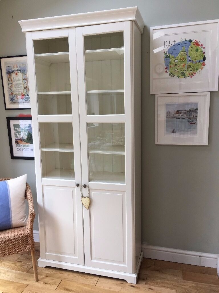 ikea liatorp bookcase in shepton mallet somerset gumtree. Black Bedroom Furniture Sets. Home Design Ideas