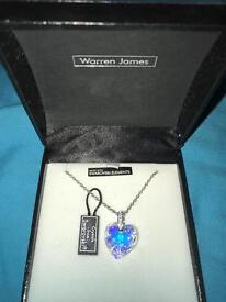 Warren James necklace