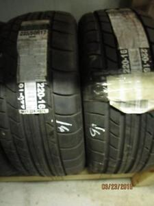 225/50R17 2 ONLY NEW cooper A/S TIRE