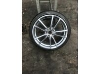 Golf alloy wheel for sale