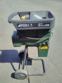Acto 2200 Electric shredder.