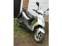 Sym symply 2 50cc moped