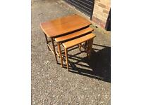 Vintage Remploy Nest of Tables, Ercol/G Plan Style
