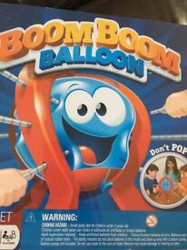 Boom Boom Balloon Game-new
