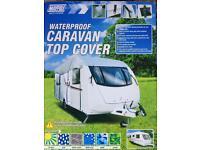 Caravan roof cover 4.1-5m non abrasive