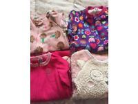 Children's pyjamas X 6