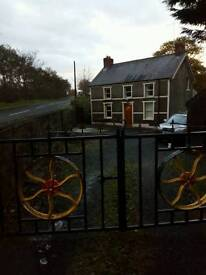 Rural 3 bed house to let ballymena