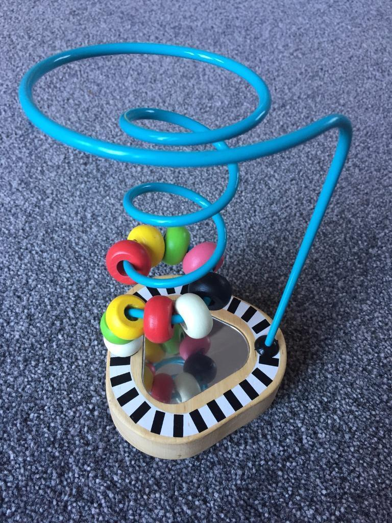 ELC beads on wire highchair toy | in Totton, Hampshire | Gumtree