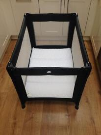 Kiddicare travel Cot and additional mattress, with travel bags