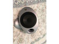 kef egg satalite speaker 100 watts