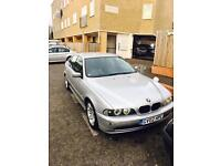 Bmw 520i 2002 automatic full leather!! Quick sale !! Read before call !!