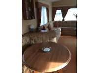 Cosalt Carlton static caravan for sale sited in drumlochart caravan park which has five stars.