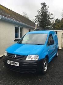 Volkswagen Caddy Low Mileage NO VAT