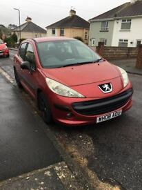 For Sale Peugeot 207 ST 1.4L