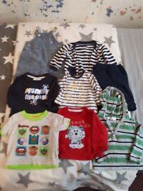Boys baby clothes