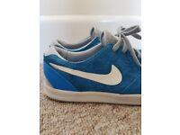 Nike Koston 2 Trainers Blue/White UK 10 Mens
