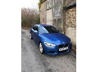 BMW 120d M Sport 2012 *SATNAV *EXTRAS