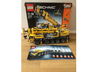 Lego Technic Bulk Lot 42009 42006 42010
