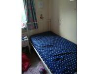Lovely single bed